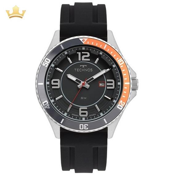 Relógio Technos Masculino 2115msj/8p Com Nf