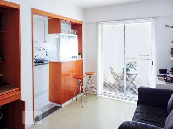 Apartamento Para Aluguel - Consolação, 1 Quarto, 34 - 893080792