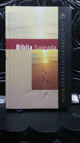 Bíblia Sagrada Nova Versão Internacional Editora Nvi