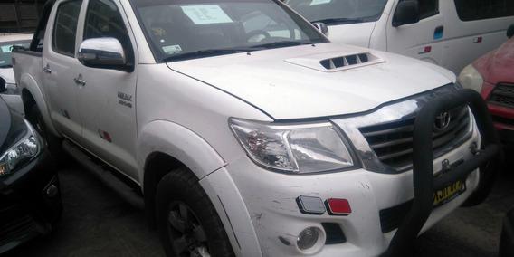 Toyota Hilux Srv 4x4 Turbo 2013