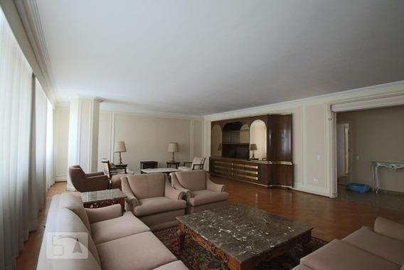 Apartamento Para Aluguel - Santa Cecília, 3 Quartos, 284 - 892994208