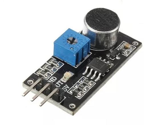 Módulo Detector Sensor De Som Palmas Arduino
