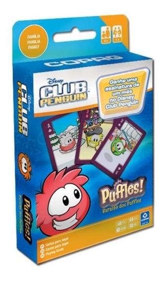 Cardgames Club Penguin - Baralhos Do Puffles
