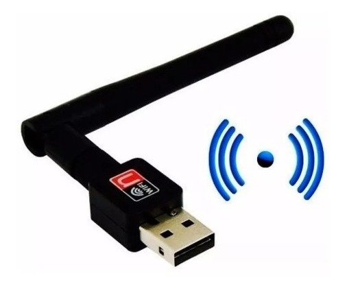 Adaptador Usb Wifi Wireless 1200mbps Pc Notebook