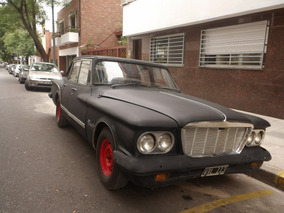 Chrysler Valiant V200 Permuta X Moto X Guitarras, Etc