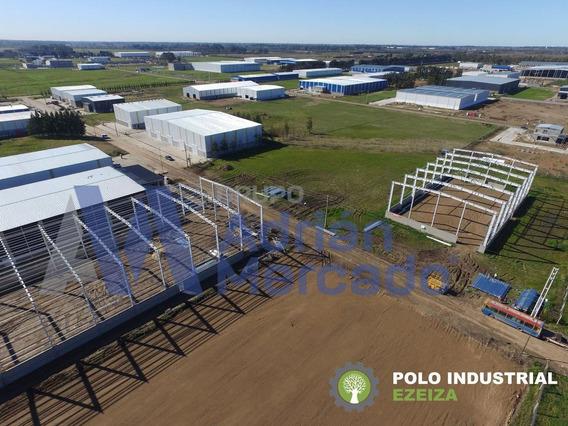 Terreno-polo Industrial Ezeiza.