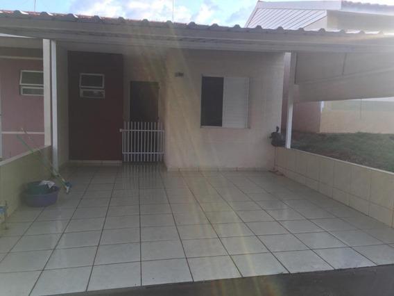 Casa Em Aeroporto, Araçatuba/sp De 59m² 2 Quartos Para Locação R$ 700,00/mes - Ca348052