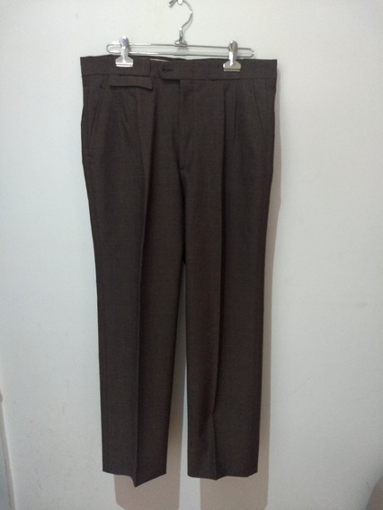 Pantalon De Vestir Hombre Formal Pierre Cardin