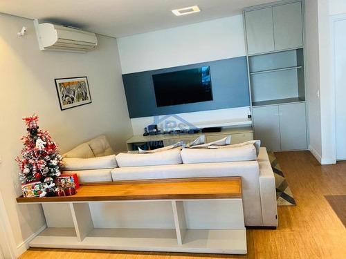 Imagem 1 de 30 de Apartamento Com 3 Dormitórios À Venda, 112 M² Por R$ 1.650.000,00 - Empresarial 18 Do Forte - Barueri/sp - Ap4018