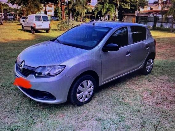 Renault Sandero En Muy Buenas Condiciones, Full, Una Joyita