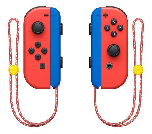 Nintendo Switch 32GB Mario Red & Blue Edition color  rojo y azul