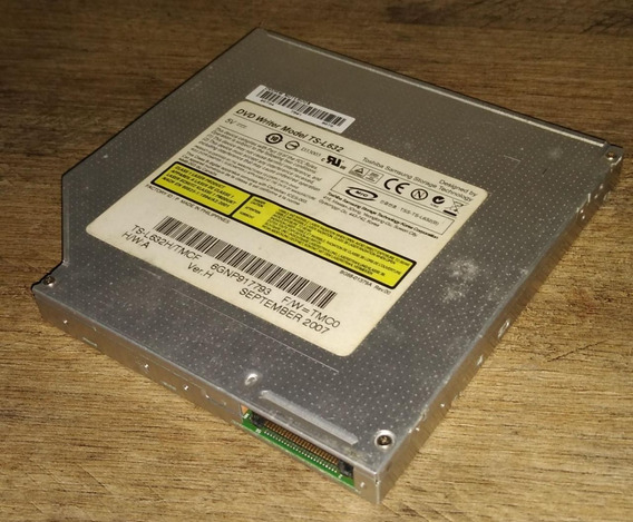 Drive Notebook Cd E Dvd Modelo Ts-l632h/tmce