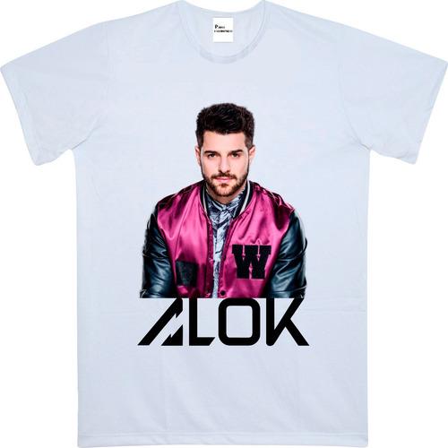 Camiseta Ou Baby Look Alok 02