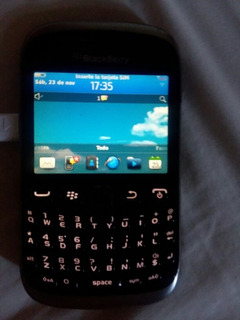 Blackberry 9320 Libre Funciona