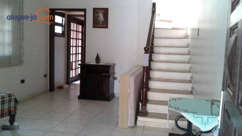 Imagem 1 de 14 de Sobrado À Venda, 90 M² Por R$ 460.000,00 - Jardim Maria Augusta - Taubaté/sp - So1722