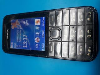 Celular Nokia 208.2 Dual Chip - Ligação E Sms 100% Funcionan