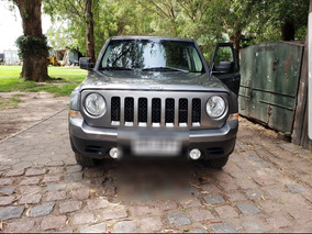 Jeep Patriot 2.4 Limited 4x4 At 5p 2013