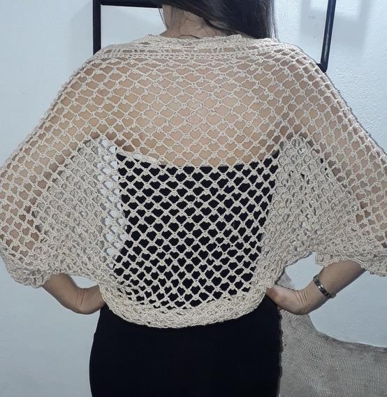 Saco Bolero Crochet (consultar Precio)