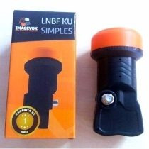 Lnb Simples Ku Hd Universal Kit 50 Pcs