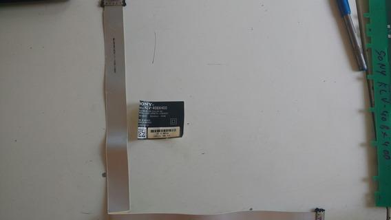 Cabo Flat Tv Sony Klv 40 X 400