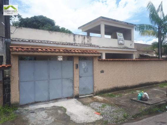 Casa A Venda No Bairro Parque Paulista Em Duque De Caxias - - 548-1