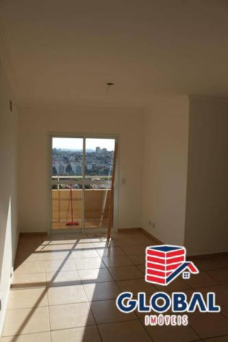 Apartamento 2 Dormitórios, 1 Suite, 1 Vaga Coberta, - Jardim Anhangüera - Ribeirão Preto/sp - Ap0569