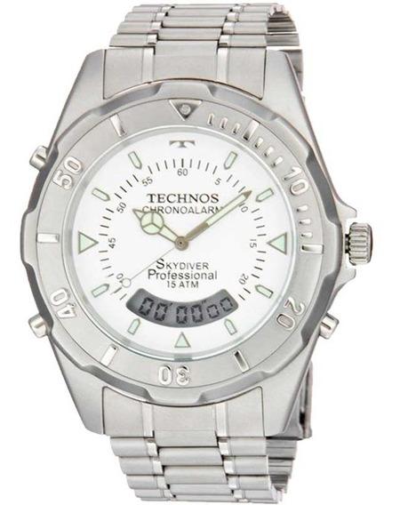 Relógio Technos T20557/3b Skydriver Masculino