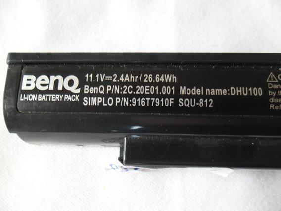 Bateria Benq Laptop Portáteis Bhu100 Nova