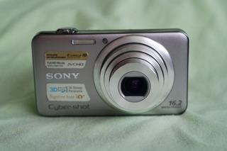 Cámara Sony Dsc-wx50 16.2 Mp Toma Fotos En 3d Oferta Semanal