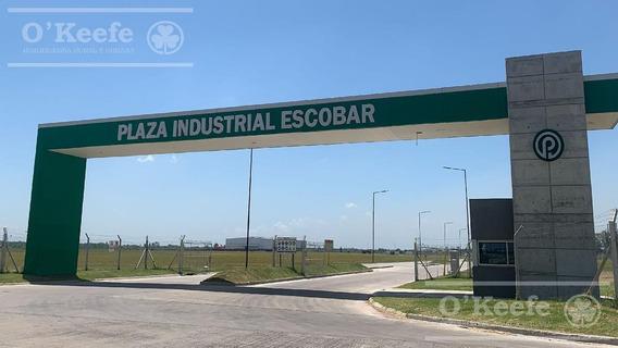 Lotes En Parque Industrial En Venta Escobar Zona Norte - Excelente Ubicación Sobre Ruta 9!!