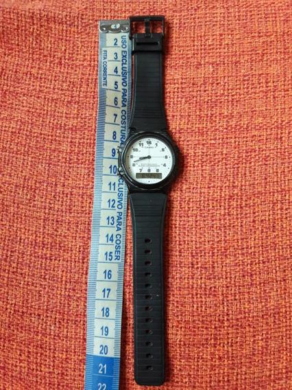 Raro Relógio Antigo Casio Aw-3 Fundo Branco Leia Descrição