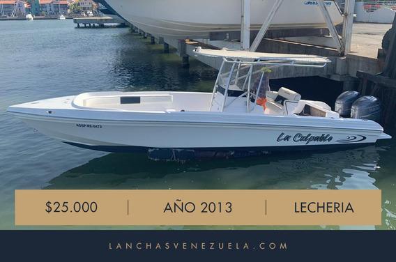 Lancha Travesia Open 30 Lv772