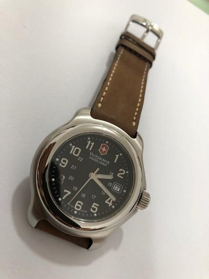 Relógio De Pulso Victorinox Officer´s Original Novo