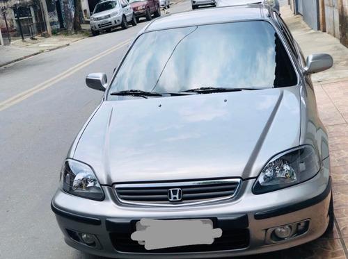 Honda Civic 2000 1.6 Lx Aut. 4p