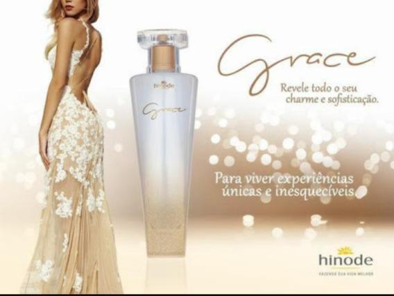 Perfume Hinode Grace 100 Ml Pronta Entrega