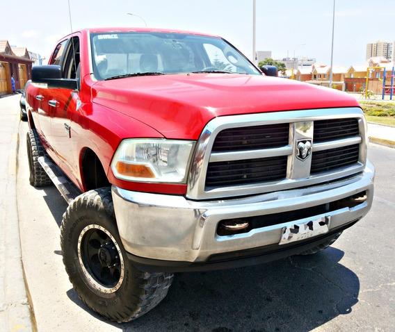 Camioneta Dodge Ram 2500 Slt C/kit Levante