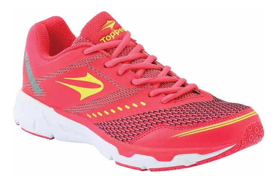 Zapatillas Topper Lady Stride 2 Running Mujer Talle 35 Al 40