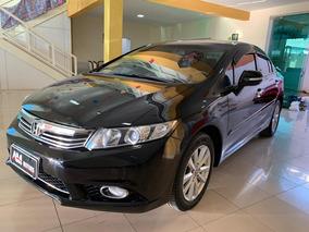 Honda Civic 2014 2.0 Lxr Flex Aut. 4p 67.000 Km 2° Dono