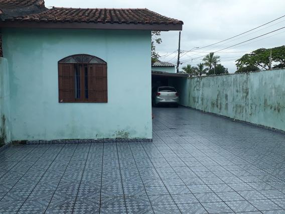 Casa Lote Inteiro Com Edicula À Venda Em Mongaguá - Ca00753 - 34942042