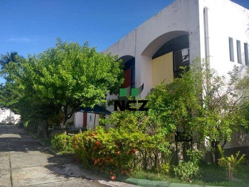 Village Com 3 Dormitórios À Venda, 127 M² Por R$ 550.000,00 - Itapuã - Salvador/ba - Vl0198