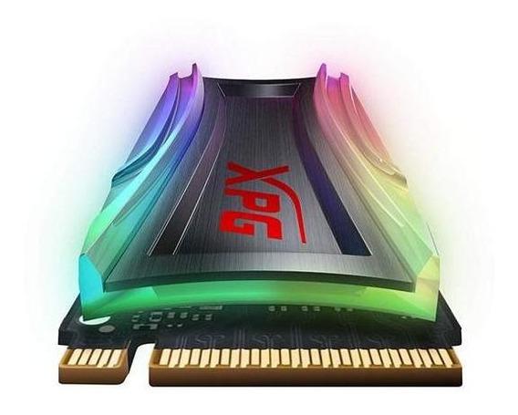 Ssd Adata Xpg Spectrix S40g Rgb 1tb M.2 Leitura 3500mb/s