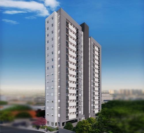 Apartamento 2 Dormitórios Com Varanda Em Itaquera