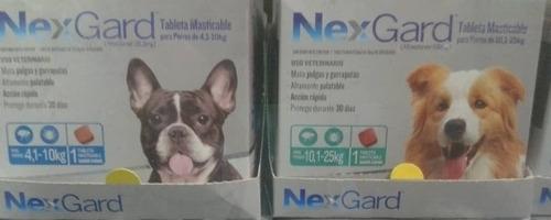 Nexgard. Contra Pulgas Y Garrapatas
