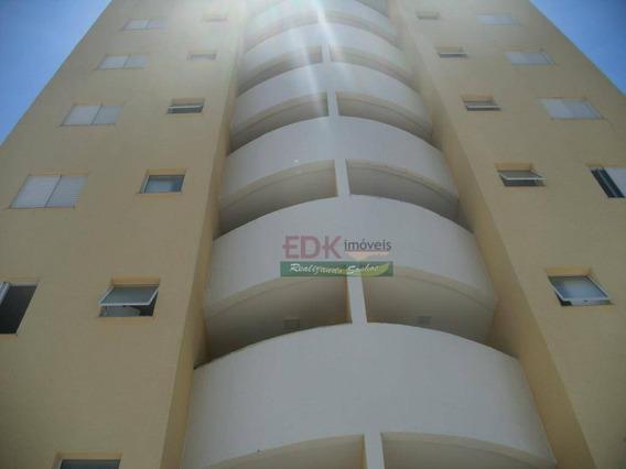 Apartamento Residencial À Venda, Jardim Da Luz, Taubaté. - Ap0810