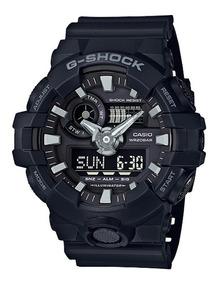 Relogio Casio G-shock Ga-700-1b Lançamento Ga700 12x S Juros