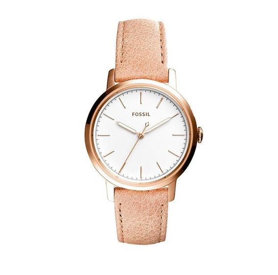 Reloj Fossil Es4185 Para Mujer Correa De Piel