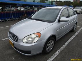 Hyundai Accent Vision Gls Mt 1.6 4p 16v