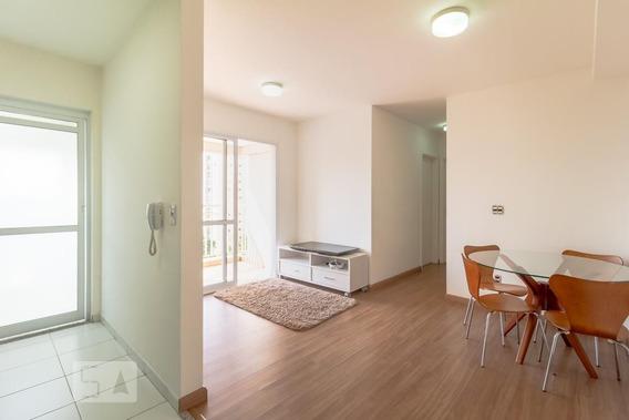 Apartamento No 5º Andar Mobiliado Com 2 Dormitórios E 1 Garagem - Id: 892962311 - 262311