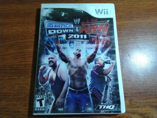 Smack Down Vs Raw 2011 Nintendo Wii