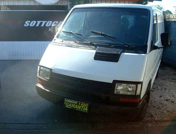 Chevrolet Trafic Furgao 2.2 3p 1995